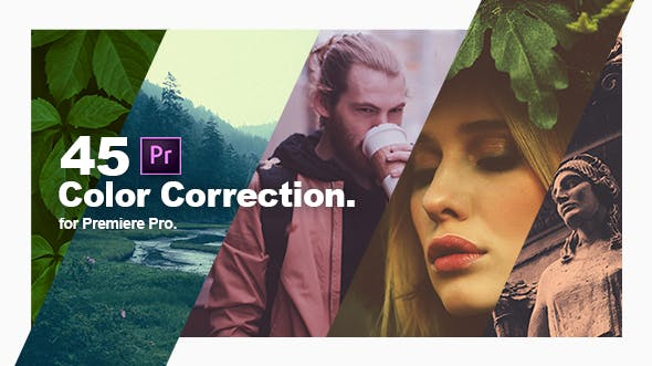Color Correction & Color Grading Presets for Premiere Pro by Pixflow
