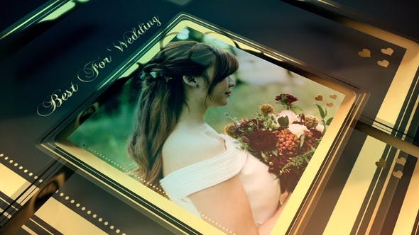 Wedding After Effects Video Template