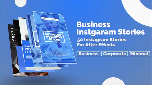 Business Instagram Stories by Media_Stock | VideoHive