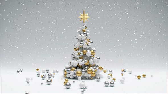 3D Christmas Card by K55 | VideoHive