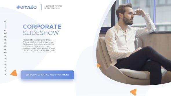 Videohive Corporate Slideshow 23111065 Free