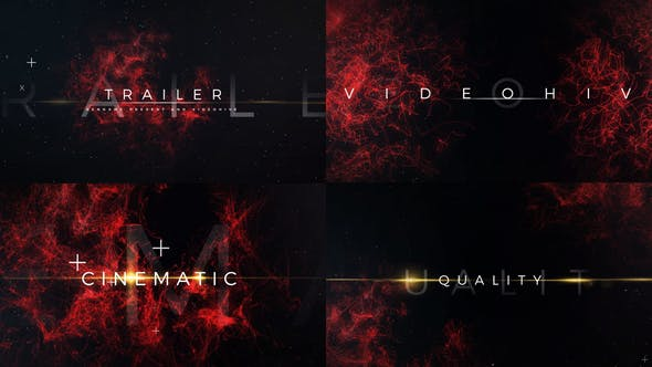 Cinematic Trailer 23117194 Videohive – Free Download After Effects Templates