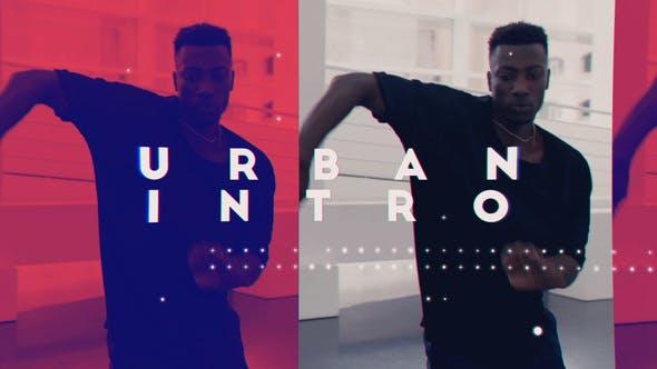 Videohive Urban Intro 23147594 Free Download