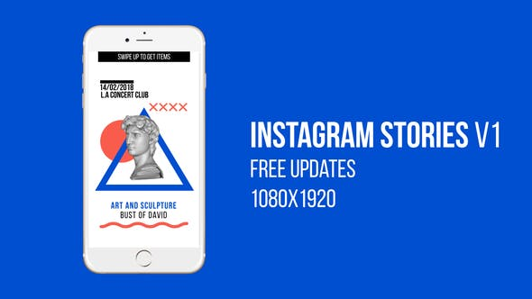 Instagram Stories by fenstan | VideoHive