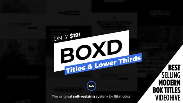 Subtitles Video Effects & Stock Videos from VideoHive