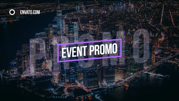 VideoHive |Stylish Event Promo for After Effects
