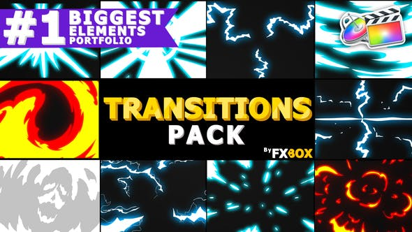 Dynamic Handy Transitions   FCPX by FlashFXbox   VideoHive