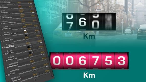 Odometer by lunapixstudio   VideoHive