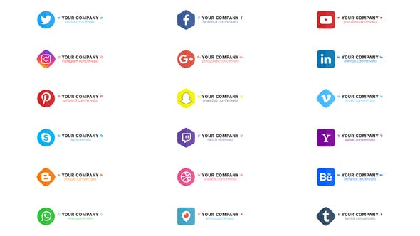 Social Media Pack - VideoHive product image