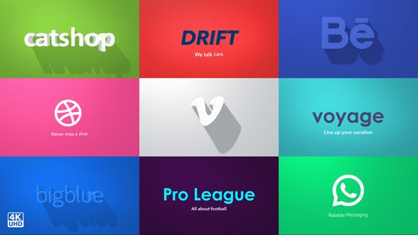 Videohive Simple 3D Logo 23542165 Free Download