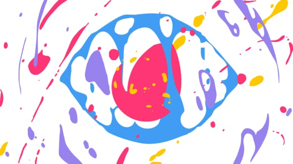 Videohive Liquid Splash Cartoon Logo Free Download
