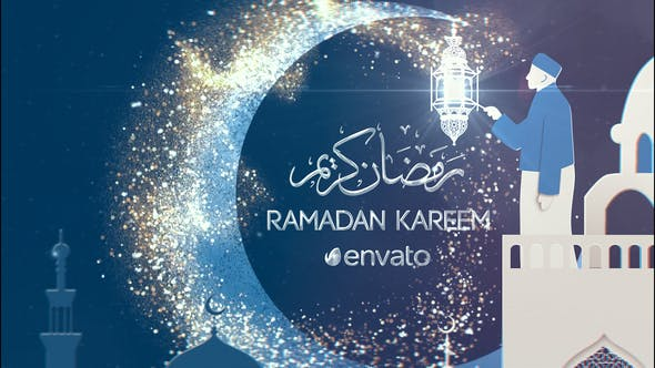 Ramadan Kareem II | After Effects Template by Fixik | VideoHive