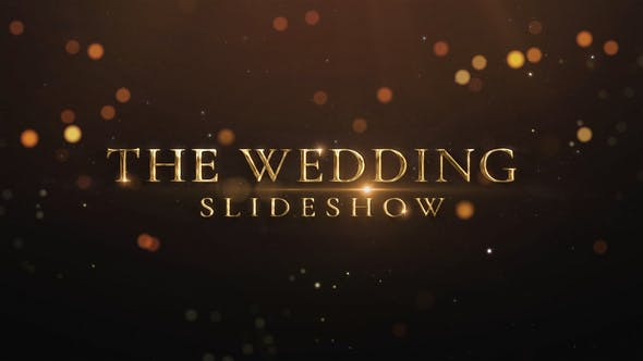 Cinematic Style Wedding Day Trailer After Effects Template