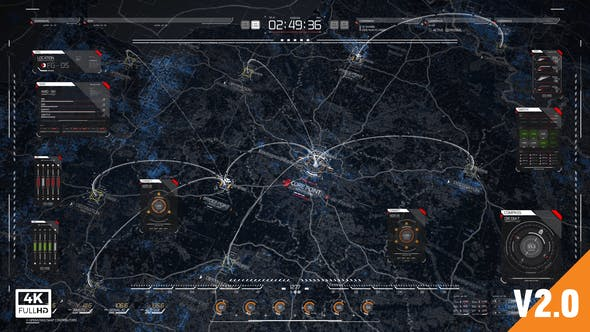 HUD Map Pack by motivcraft | VideoHive