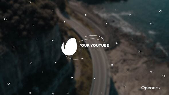 YOUTUBE CHANNEL KIT 2 – APPLE MOTION