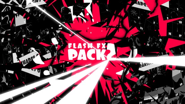Flash FX Pack 2 Apple Motion, Final Cut by Demooniko   VideoHive
