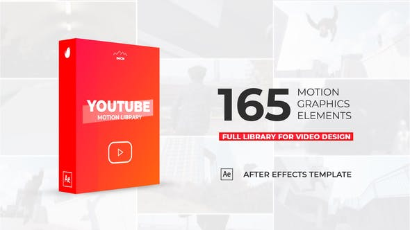 Youtube Motion Library by Imocean | VideoHive