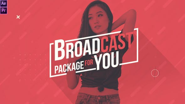 Videohive YouTube Channel Broadcast Essentials Pack Free Download