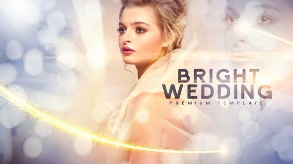 Bright Wedding Video