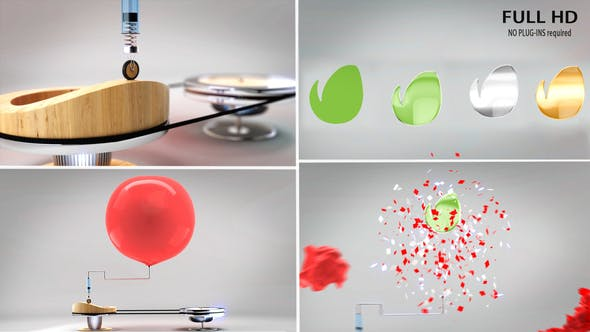 Videohive Simple Logo Reveal 23830300 Free