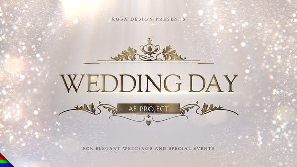 WeddingAfter Effects Template