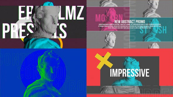 Videohive Dynamic Statue Opener Free Download