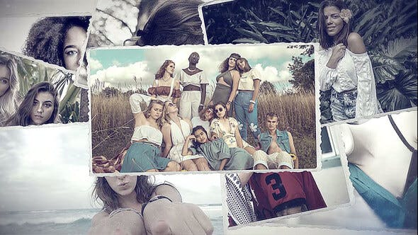 Videohive Photo Gallery – Memories Slideshow Free Download