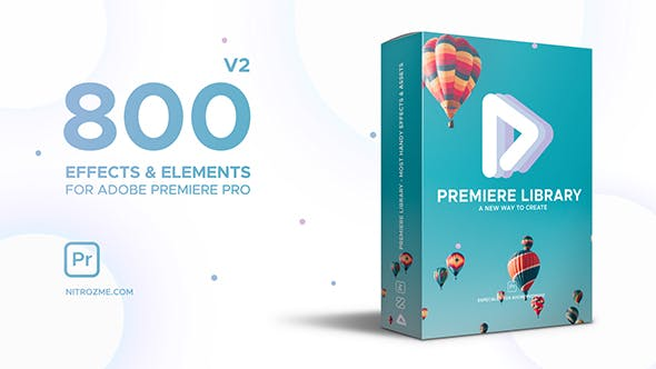 Light Leak Video Effects & Stock Videos from VideoHive