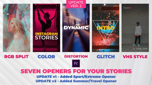 Stories Openers Pack by vals_valley   VideoHive