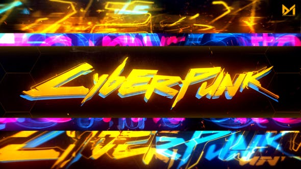 Cyberpunk Video Effects & Stock Videos from VideoHive