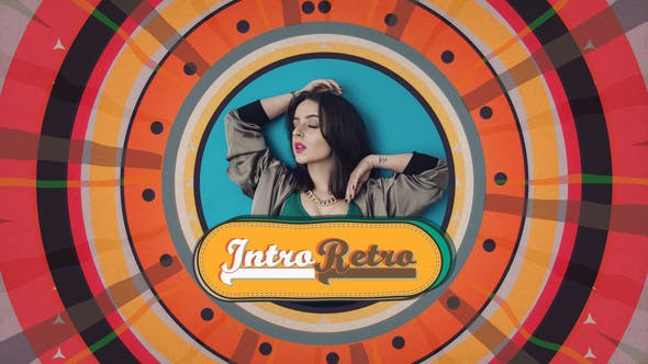 Intro Retro by Gimho | VideoHive