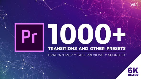 Premiere Pro Templates from VideoHive