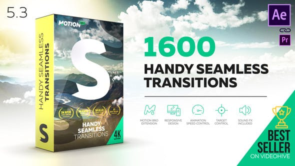 Transitions by videolancer | VideoHive