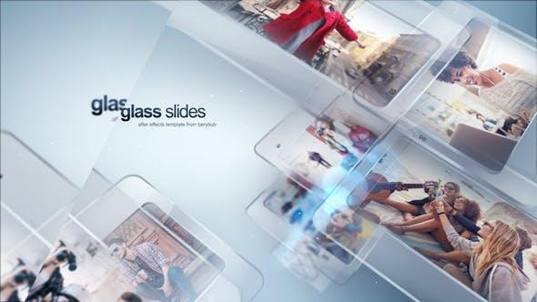 Videohive Modern Glass Slide Free Download
