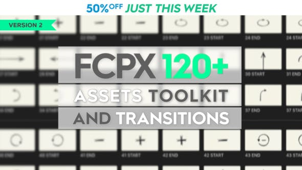 Toolkit and Transitions by AleFx   VideoHive