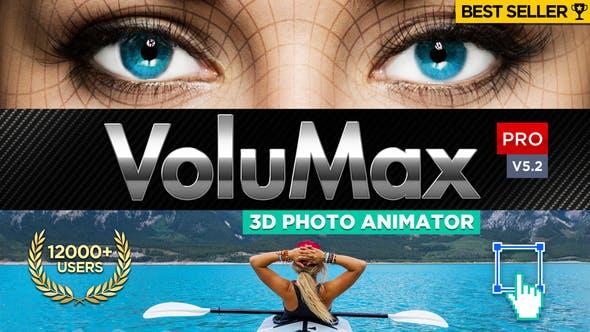VoluMax - 3D Photo Animator by Cream-Motion | VideoHive