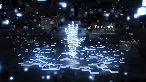 Hologram by Taiga2 | VideoHive