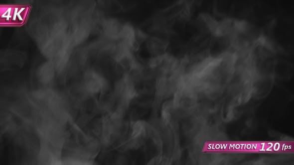 Hot Steam Swirls Texture by Saracin | VideoHive