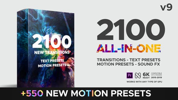 Transitions by nitrozme   VideoHive