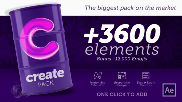 After Effects Templates from VideoHive