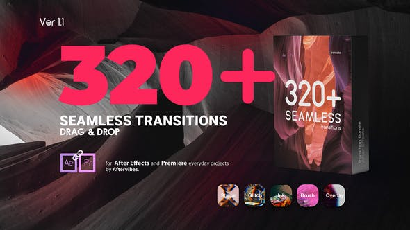 Handy Seamless Transitions Video Effects & Stock Videos