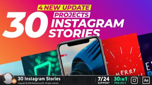 Instagram Stories by Afterdarkness75 | VideoHive