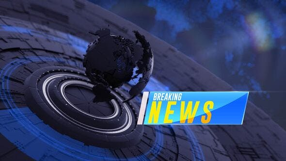 Breaking News Opener by Flatmotion | VideoHive