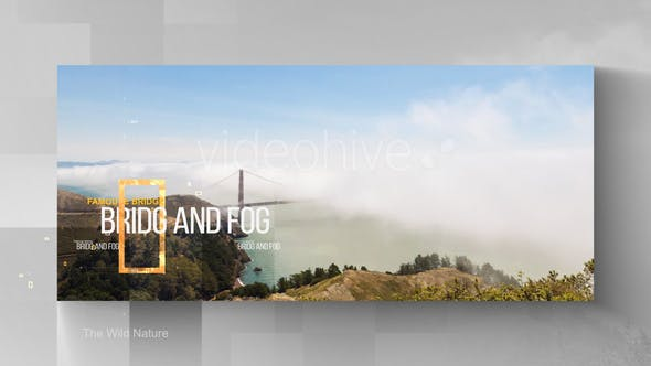 Videohive The Wild Nature Free Download