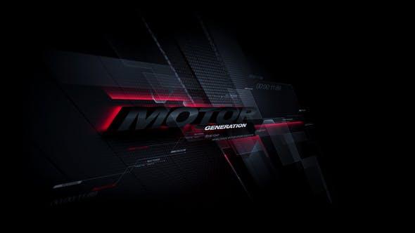 Videohive Motor Sport – Triler Free Download