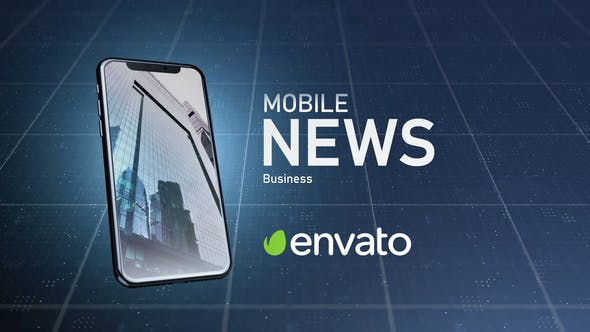 Videohive Mobile News Free Download