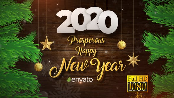 Christmas and New Year Opener 2020 by