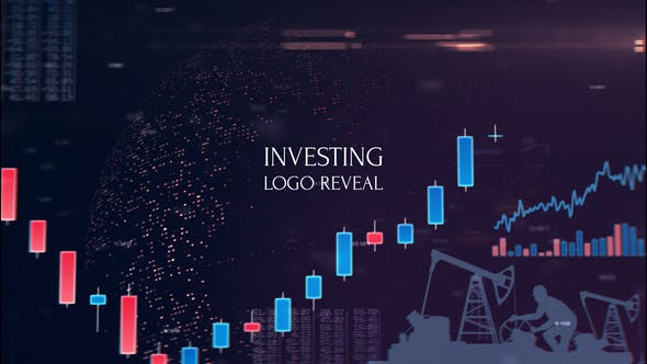 Videohive Investing Logo Reveal Free Download
