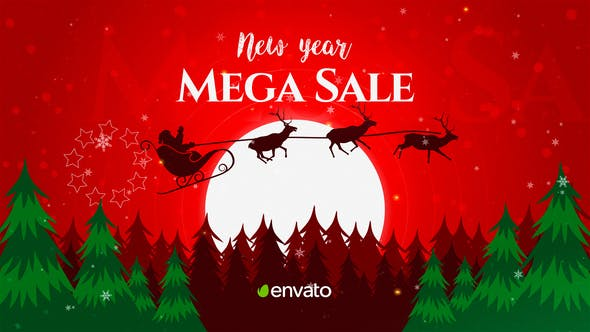 New Year Mega Sale by New-Motion | VideoHive