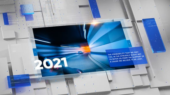 Videohive Clean Corporate Slideshow 25313367 Free Download